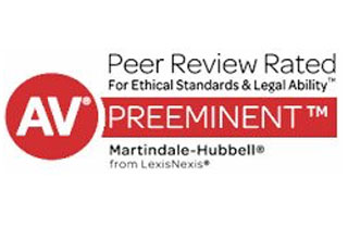 Martindale Hubble AV Rating